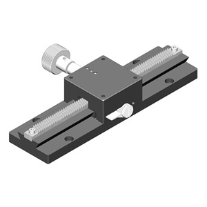 Long Travel Dovetail Linear Stage