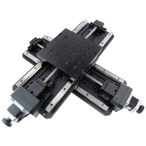 4 axis motorized stage motorized xy stages motorized