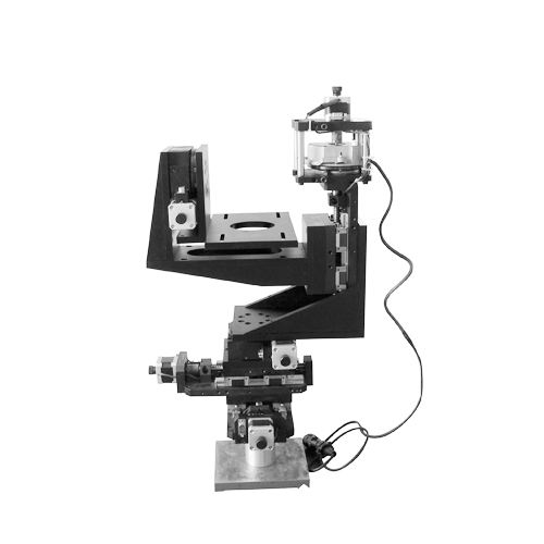Automatic 5-axis Alignment System