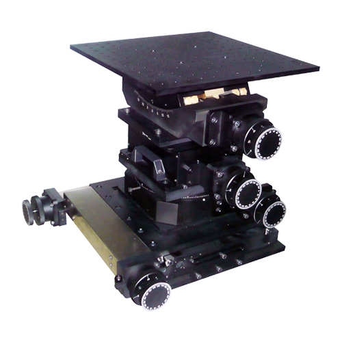 Manual 5-axis Alignment System