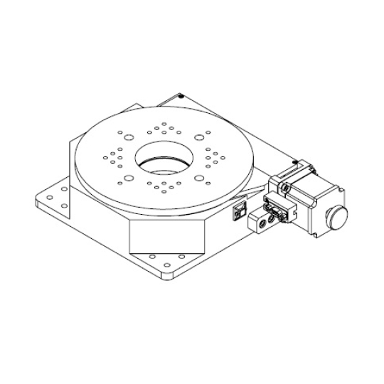 Motorized Rotary Table