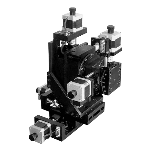 6-Axis Motorized Positioning Stage